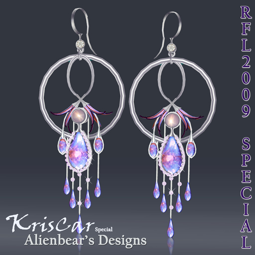 RFL2009 KrisCar earrings special