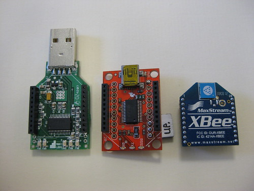 Ae-xbee-usb Xbee Explorer Usb From