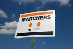 Marchers (Joe Shlabotnik) Tags: sign princeton 2009 myfave reunions faved marchers may2009 reunions2009 heylookatthis