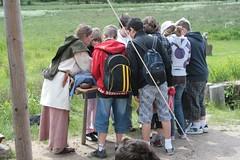 Haithabu erleben! Museums-Angebote für Schulklassen auf der Museumsfreifläche Wikinger Museum Haithabu - WHH 27-05-2009