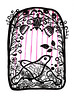 microeca leucophaea (* Little Circus Design *) Tags: tattoo illustration skulls skeleton pattern decorative australiana floralpattern brushandink thedayofthedead birdimages brushink melbourneart australianart contemporaryillustration blackandwhiteimages thejackywintergroup monochromaticcolour littlecircusdesign madeleinestamer littlebirdsville limitededitiongicleeprints australianillustration contemporaryfolkstyle