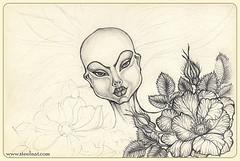 girl & roses-1