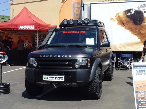 Abenteuer Allrad 2009 Land Rover Discovery 3 A Photo On Flickriver