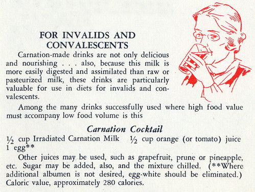 For Invalids and Convalescents
