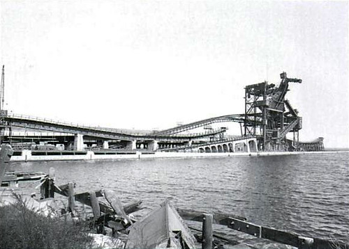 Port Covington Coal Pier