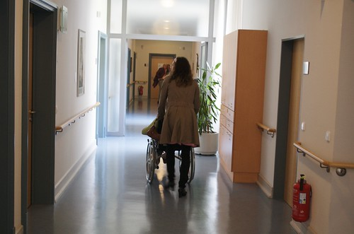 Im Pflegeheim