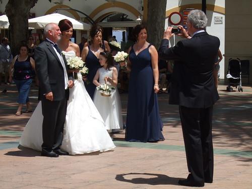 Wedding in Nerja, Andalucía