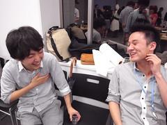 R0010162 (atsushi.nishio) Tags: party kmd keio