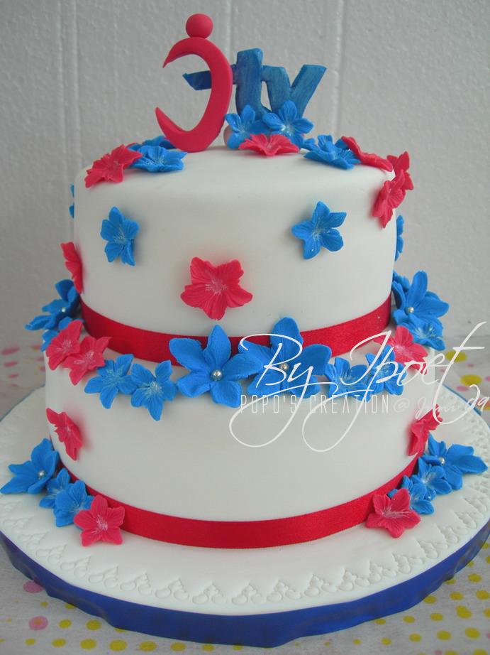 Cake for JTV