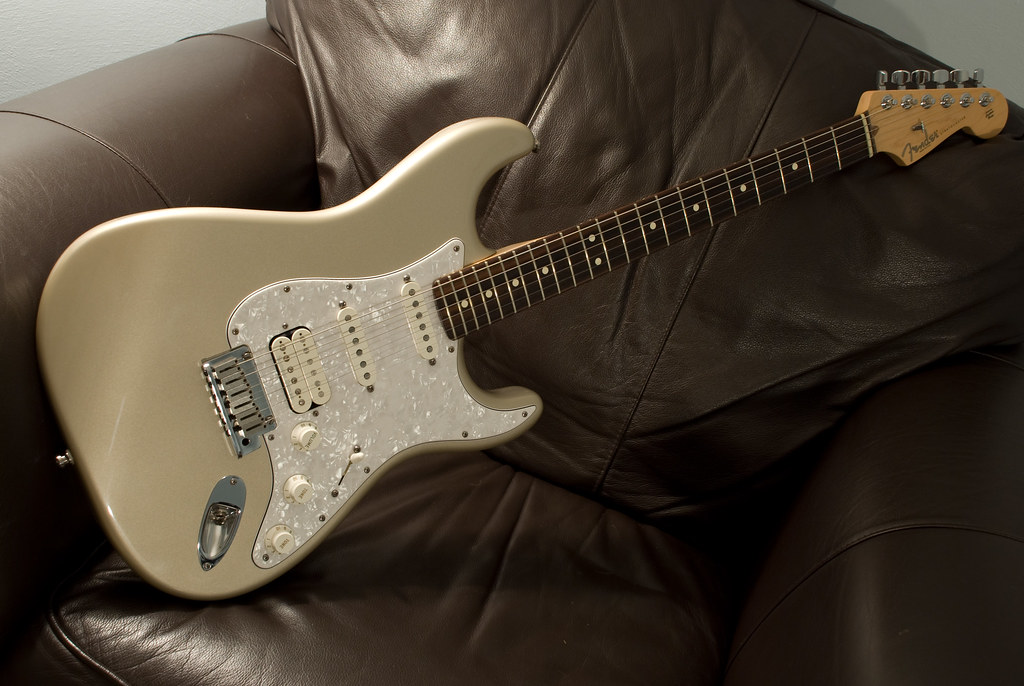 Fender USA Lonestar Strat timeline? | The Gear Page