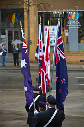 Vancouver ANZAC Day Service