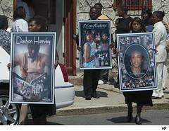 Trial begins in Newark murders