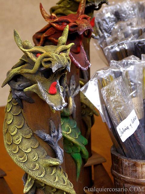 Dragón ahumado