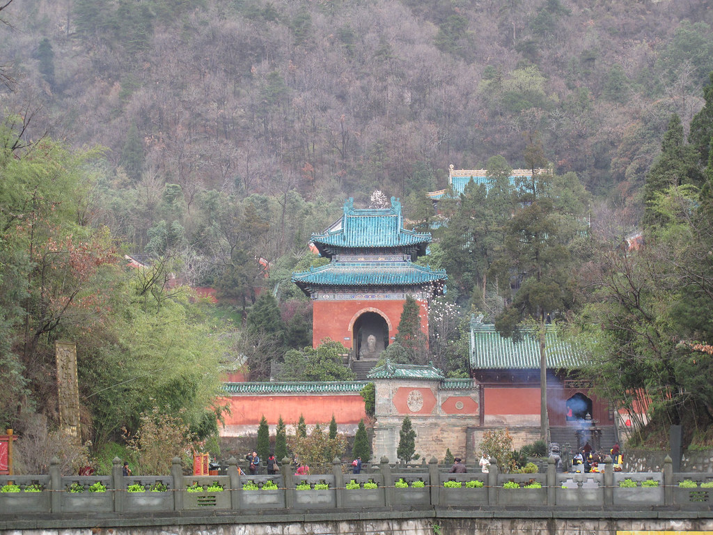 Wudang - Purple Temple