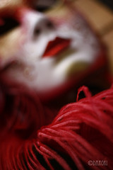 (daroki) Tags: face mask makeup carnivale venetian mascara venecia venezia maschera veneciana