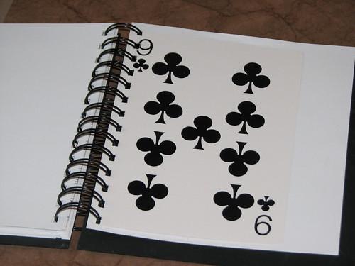 Distress Crackle Notebook 006
