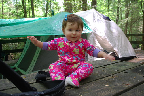 So excited to be camping!