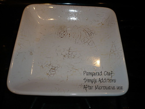 Pampered Chef Deep Dish Baker Microwave Recipes Pampered