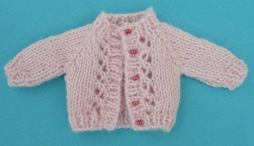 Ravelry Easy To Knit Miniature Knitting Patterns For The Dolls