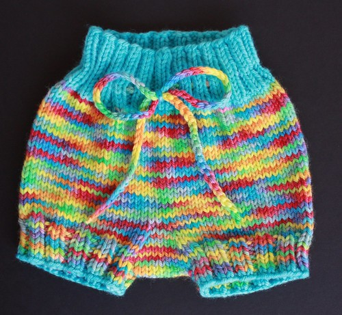 Cherished Hearth Knits: Bubble Bum Baby Bloomers