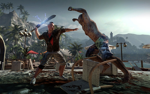 PS Home Challenge - How to Unlock Explosive Meat In Dead Island