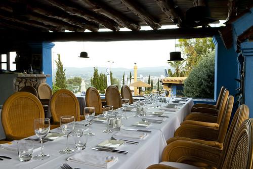 Ibiza Rocks House, Ibiza Restaurant