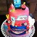 tash bday cake 2011