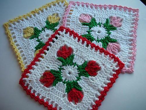 Free Crochet Dishcloth Patterns - Associated Content from Yahoo