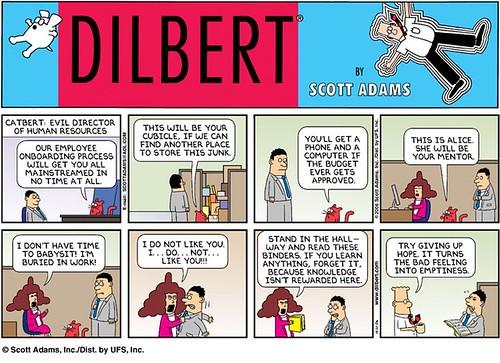 Dilbert Work