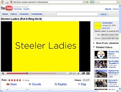 Put A Ring On It (jive turkey) Tags: gosteelers putaringonit steelerladies