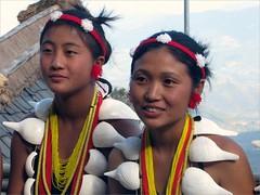 Konyak girls (Li