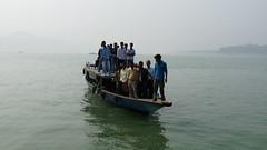 Crossing the Brahmaputra
