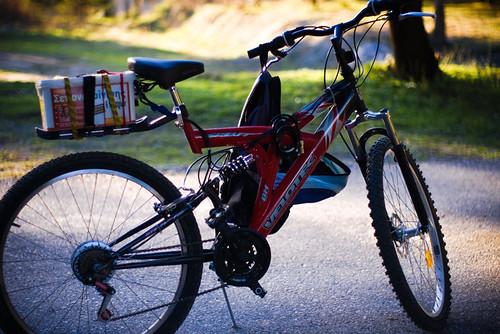 My Electric Bike =)