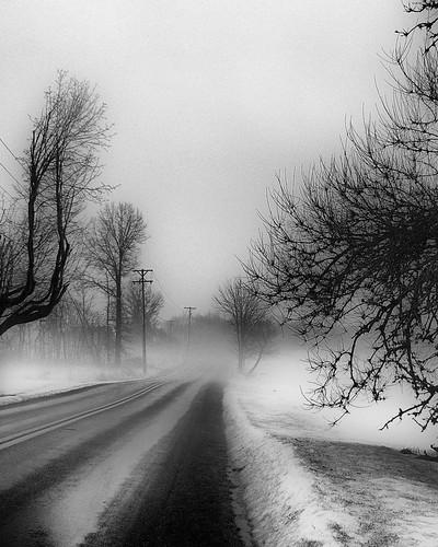 fog of winter