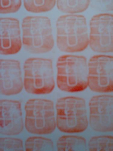 Stamp 11 repeats
