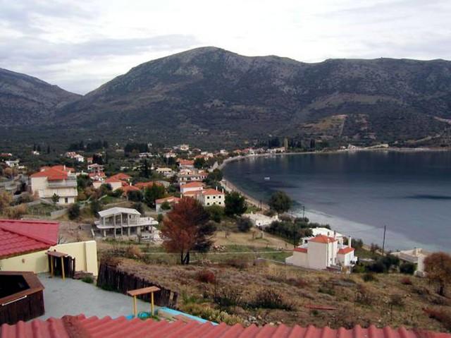 Στερεά Ελλάδα - Φωκίδα - Δήμος Τολοφώνος - Πάνορμος Πάνορμος, Φωκίδα