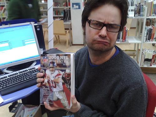 Janin kirjastouran huonoin hankinta