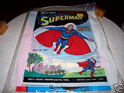 superman_inflatablekite