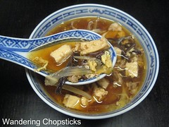 Chinese Hot and Sour Soup 1