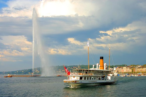 Attractions of Geneva