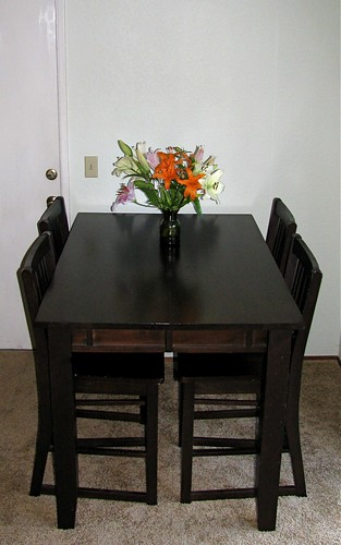 New Dining Set - Vertical