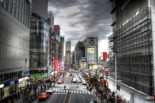 Tonemapping_Shinjuku