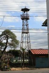 三ヶ島の火の見櫓(所沢市)