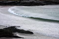 Surf at Clashnessie Beach, Stoer (Sandy MacLennan) Tags: beach surf waves stoer assynt clashnessie
