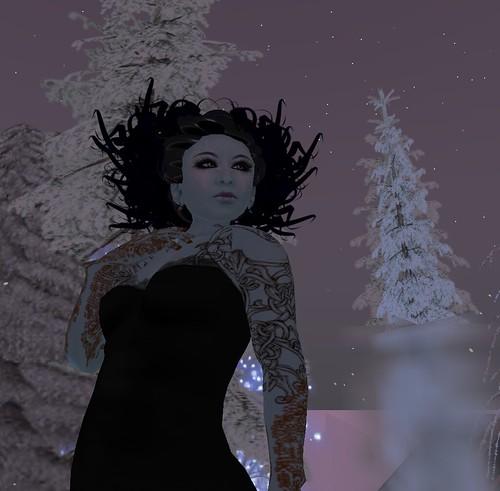 {Frick} Skin, Snow Fairy  V2