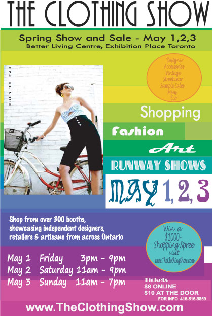 Clothing Show May 2009