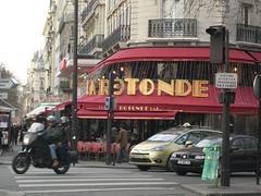 La Rotonde Montparnasse Paris 1