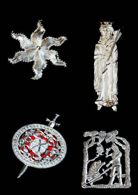 Pilgrim badges