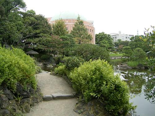 Kyu-Yasuda park