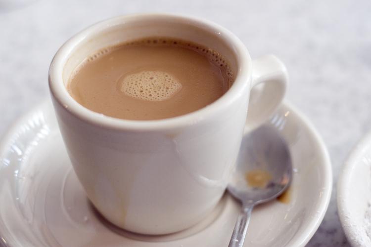 Café au Lait.